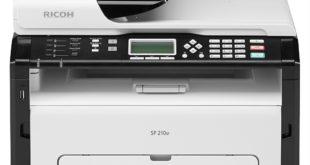 Nạp mực máy in Ricoh SP 210SF