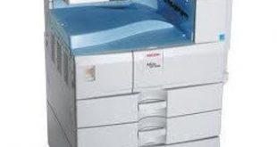 Nạp mực máy photocopy Ricoh MP 2000Le