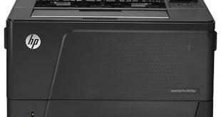 Bơm mực máy in HP laserjet Pro M706n